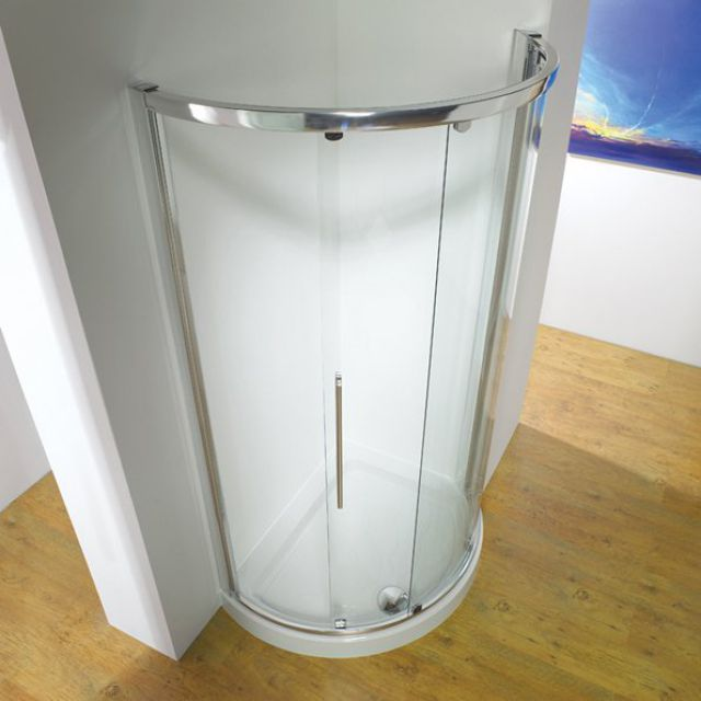 Kudos Original Curved Sliding Enclosure