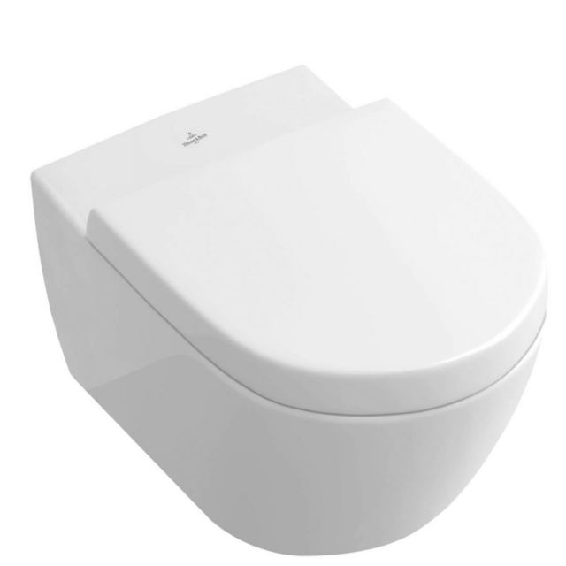 Villeroy & Boch Subway 2.0 Wall Mounted Pan