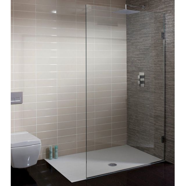 Simpsons Ten Single Fixed Shower Panel