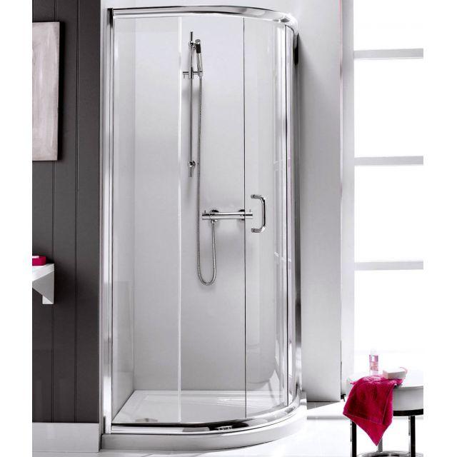 Crosswater (Supreme) Quadrant Single Door Shower Enclosure