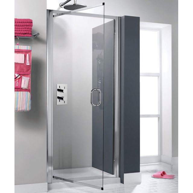 Simpsons Supreme Luxury Pivot Shower Door