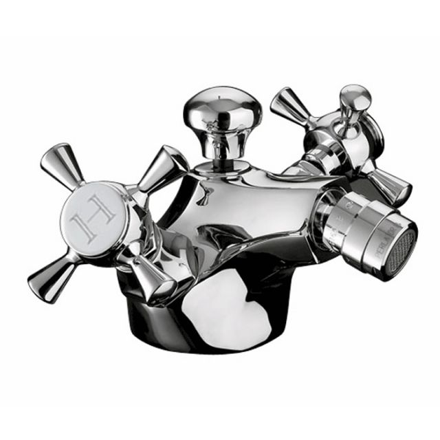 Imperial Cou Bidet Mixer Tap with Pop-up waste