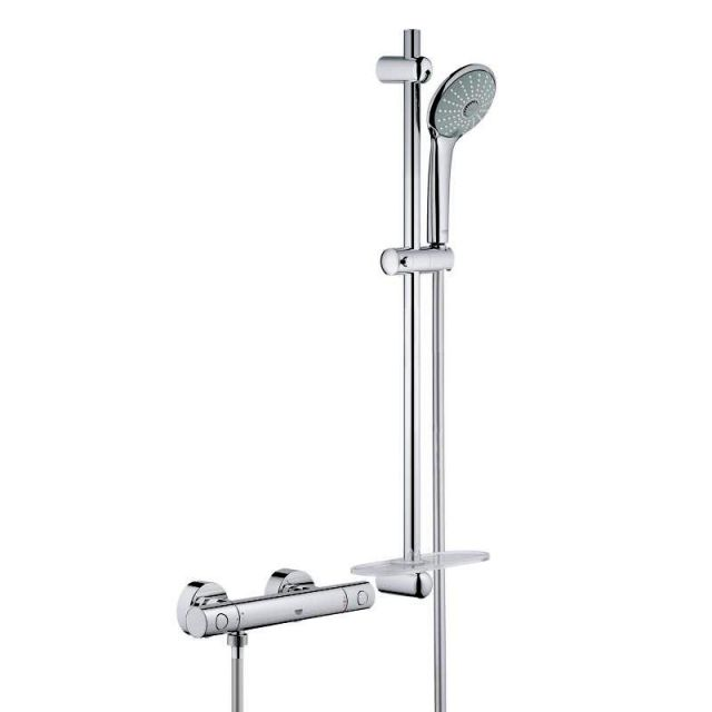 Grohtherm 1000 Cosmopolitan M Thermostatic shower mixer
