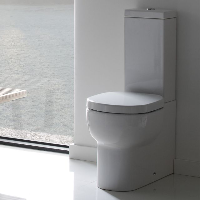 Roper Rhodes Zest Close Coupled Toilet