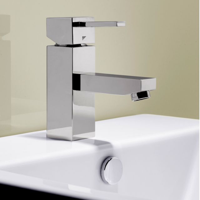 Roper Rhodes Factor Basin Mixer Tap with Click Waste