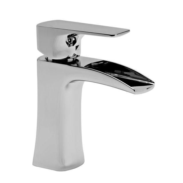 Roper Rhodes Sign Open Spout Basin Mixer Tap - T171102
