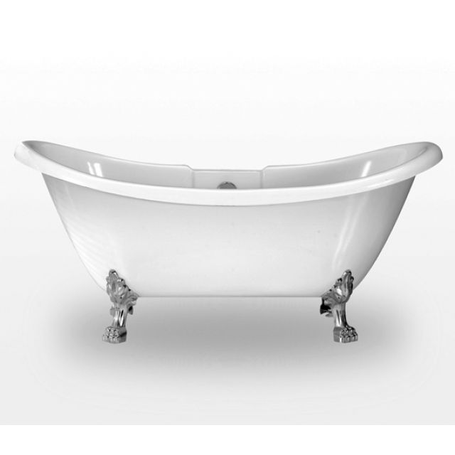 Royce Morgan Melrose Double Ended Bath With FA Feet