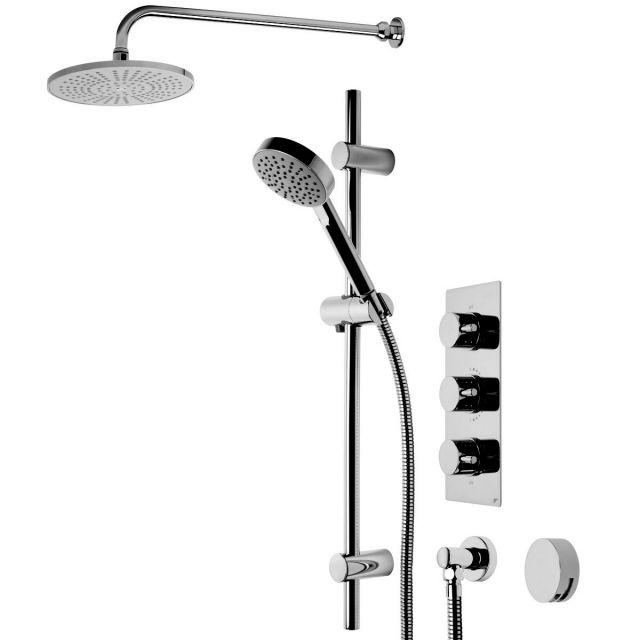Roper Rhodes Event Round Triple Function Shower System - SVSET22