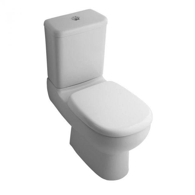 Jasper Morrison Close Coupled Toilet
