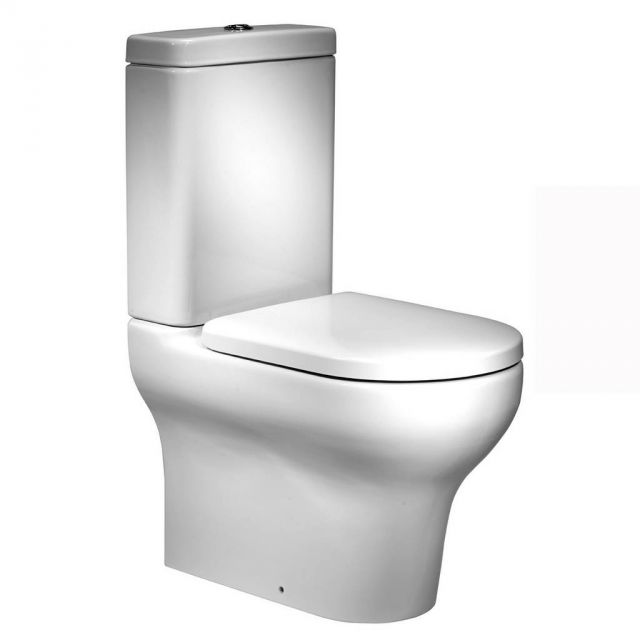 Roper Rhodes Note Close Coupled Toilet Suite