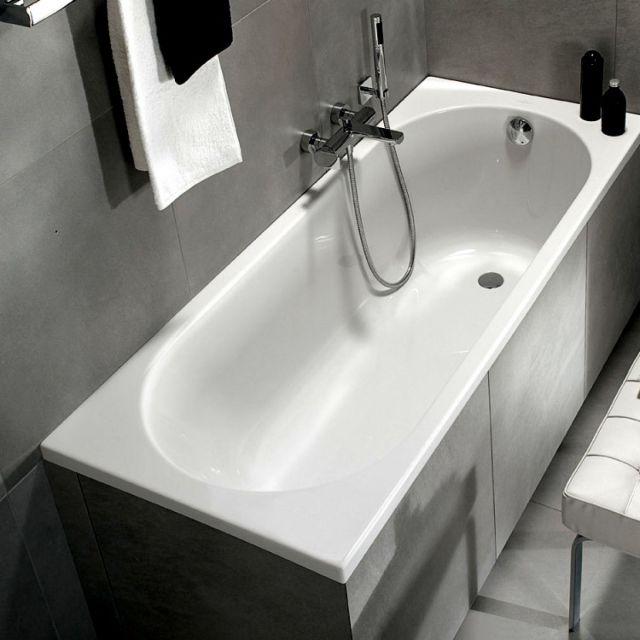 Villeroy & Boch O.Novo Solo Rectangular Bath