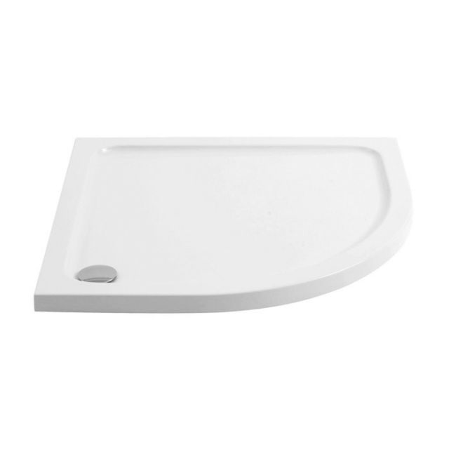 Origins Offset Quadrant Shower Tray