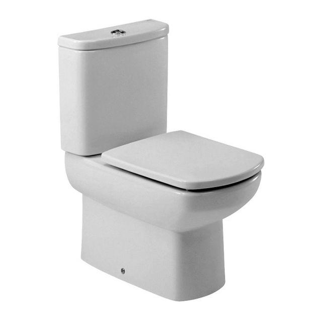 Roca Senso Compact Close Coupled Toilet