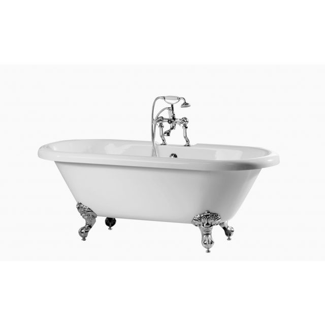 Phoenix Double Ended Roll Top Bath