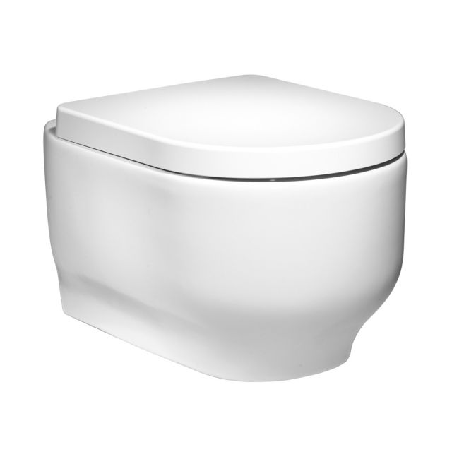 Roper Rhodes Edition Wall Hung Toilet