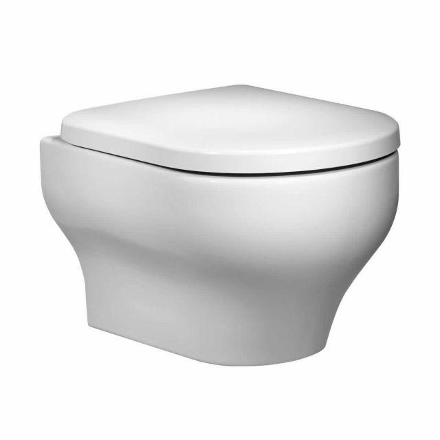 Roper Rhodes Note Wall Hung Toilet - NWHPAN