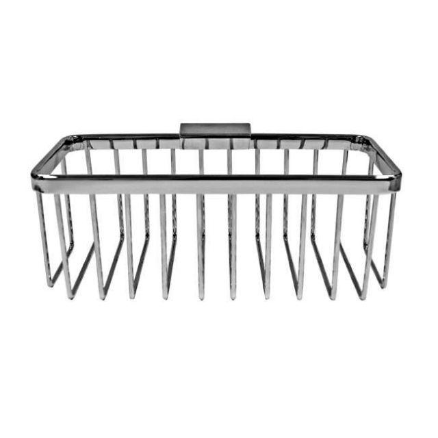 Roman Large Rectangular Shower Basket - RSB06