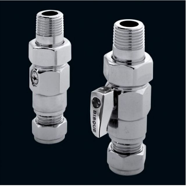 Bisque Manual Valve Set A (Straight)