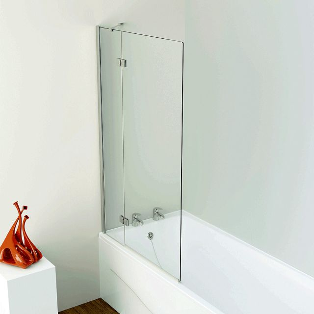 Kudos Inspire 2 Panel In-Swing Bath Screen