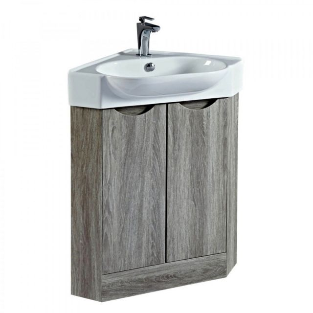 Phoenix Dakota Corner Vanity Unit with Basin