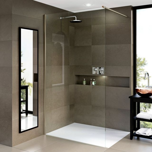 Matki-ONE Wetroom Panel