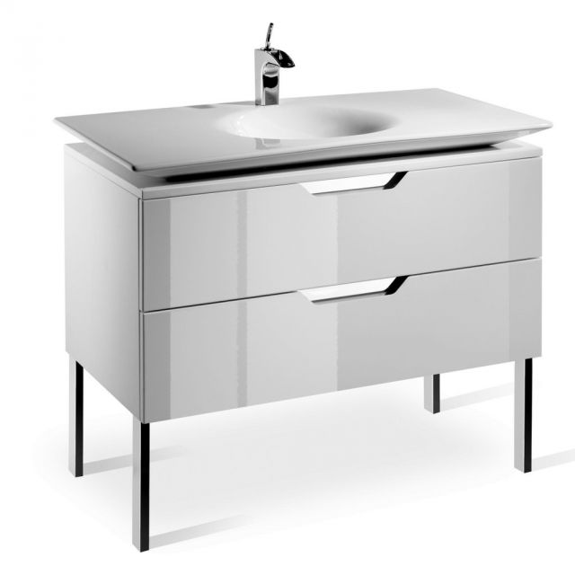 Roca Kalahari 2 Drawer Basin Unit