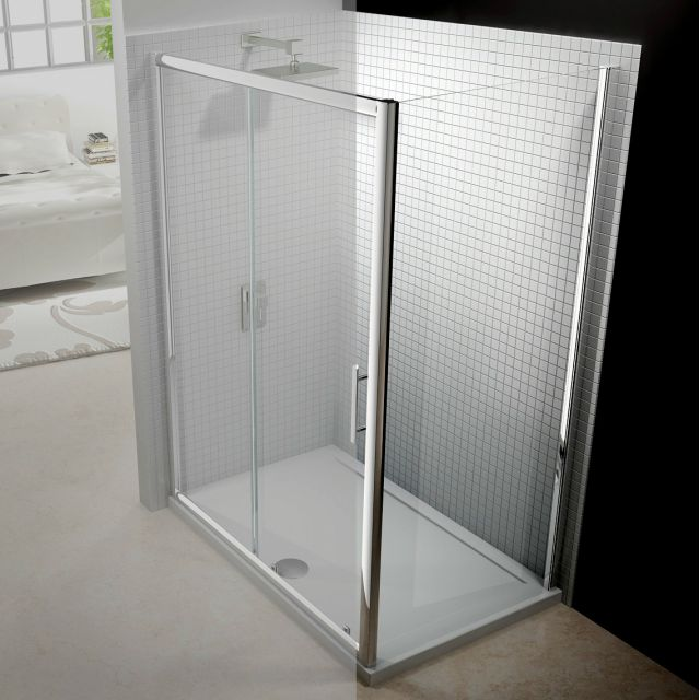 Merlyn Series 6 Sliding Shower Door