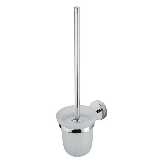 Inda Forum Wall mounted toilet brush holder 11 x 41h x 15cm