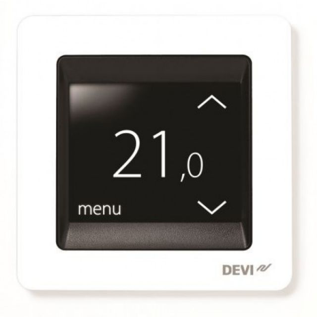 Impey Aqua-Mat Underfloor Heating with DEVIreg Touch Electric Thermostat/Timer