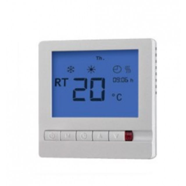 Impey AQua-Mat 100W Underfloor Heating with AMSTAT Electric Thermostat/Timer