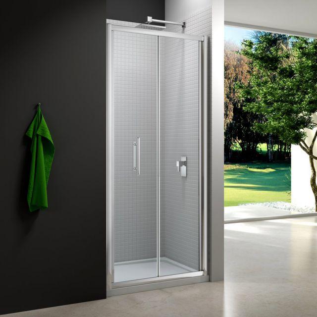 Merlyn Series 6 Bi Fold Shower Door Uk Bathrooms