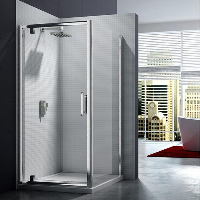 Merlyn Series 6 Pivot Shower Door