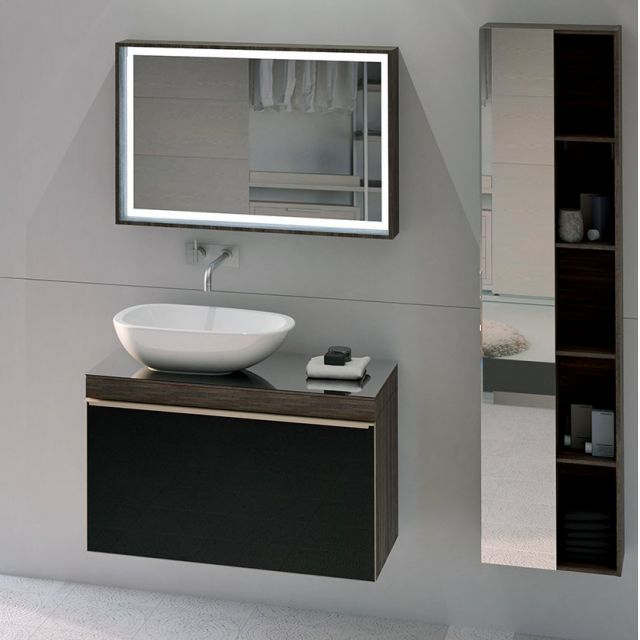 Geberit Citterio Vanity Unit With One Drawer And Lay On