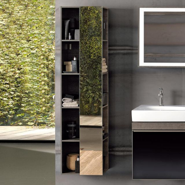 Geberit Citterio 160cm Shelf Unit with Mirror