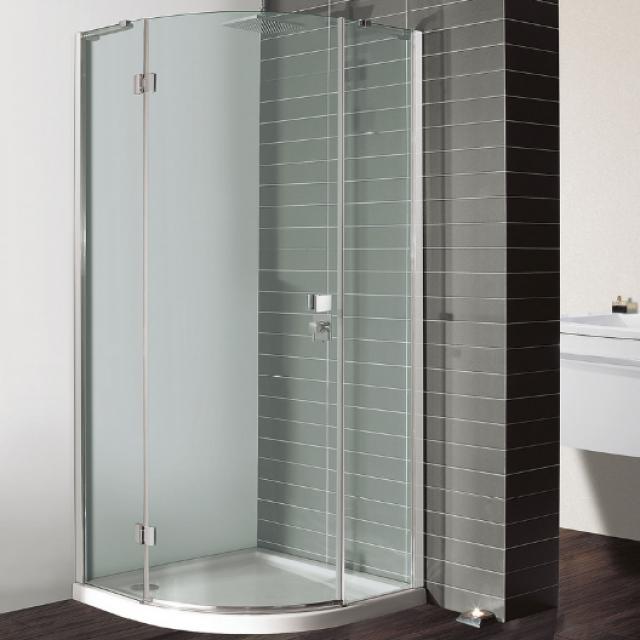 Simpsons Design Quadrant Single Hinged Shower Door