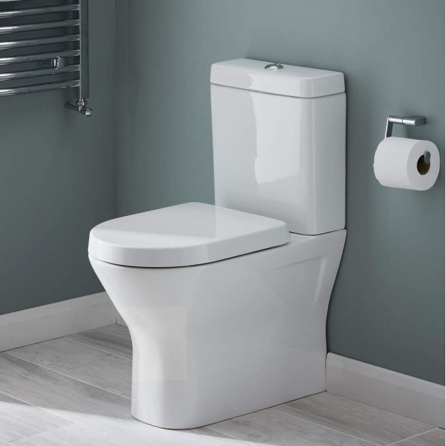 Origins Ivy Close Coupled Toilet