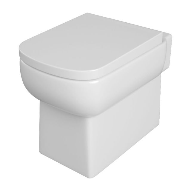 Origins Orchid Back To Wall Toilet