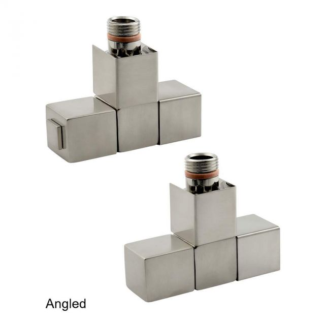 Zehnder Square Head Radiator valves