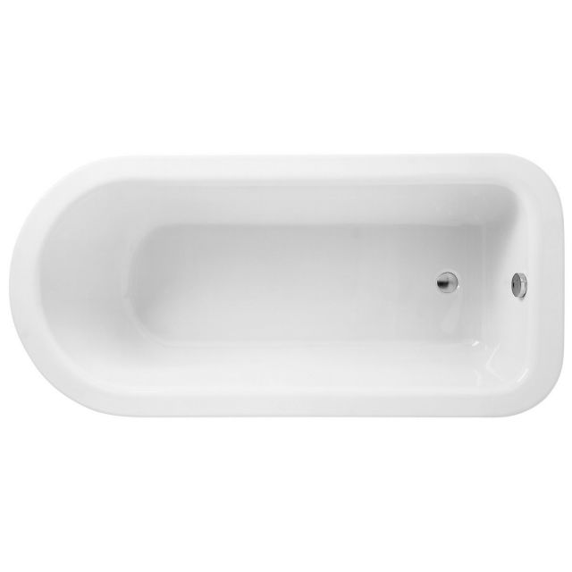 Adamsez Hampton i Single Ended Inset Bath