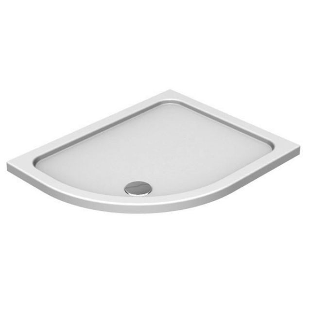 Kudos Kstone 45mm Offset Quadrant Shower Tray