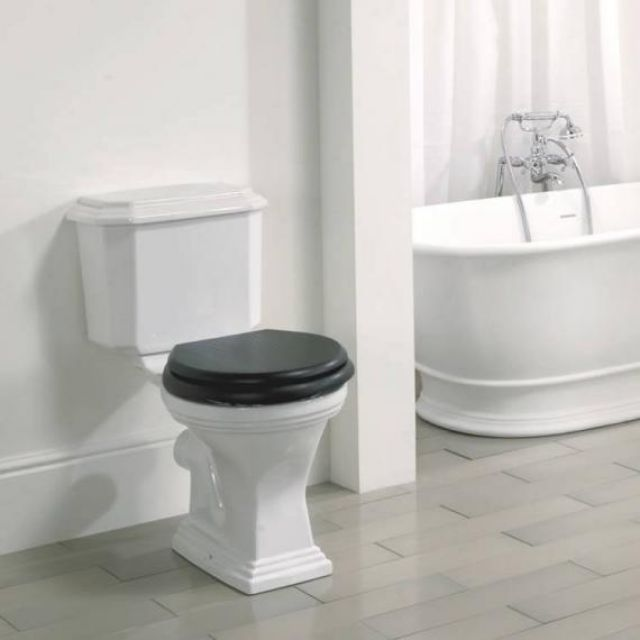 Imperial Astoria Deco Close Coupled Toilet