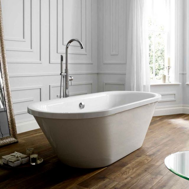 April Haworth Double Ended Freestanding Bath - 28A1815