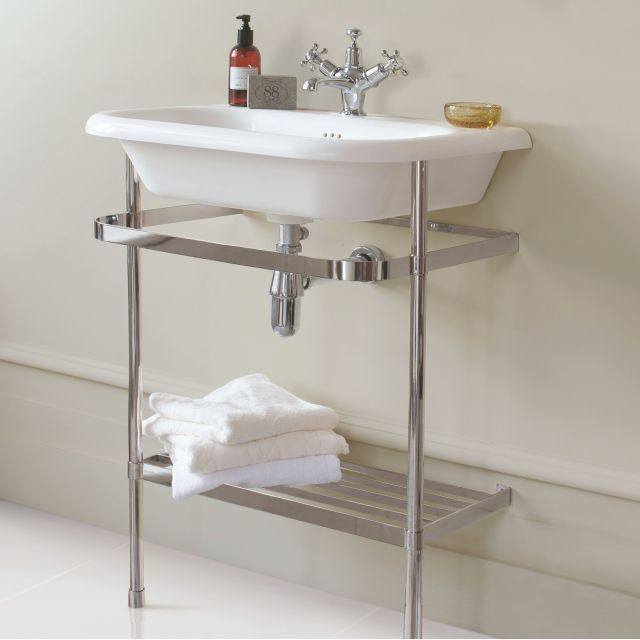 Clearwater Traditional Roll Top Stone Basin