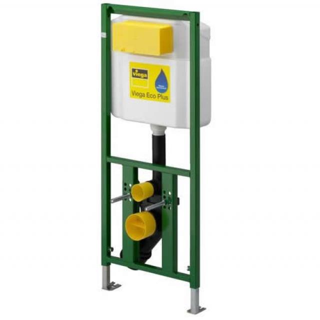 Viega Eco Plus WC 113cm Framed Cistern