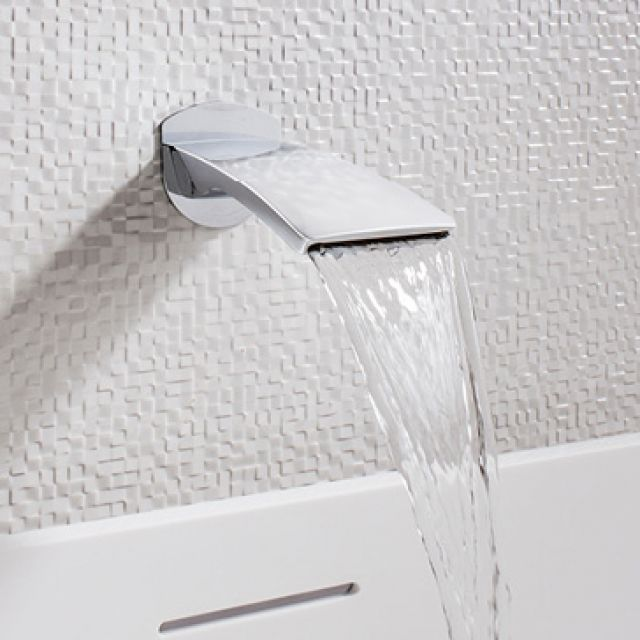 Crosswater Essence Wall Mounted Bath Spout