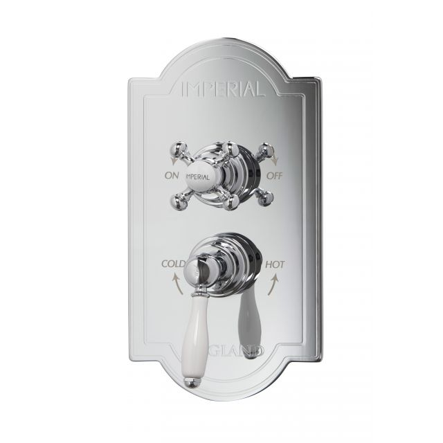Imperial Amena Oxford Concealed Thermostatic Shower Valve
