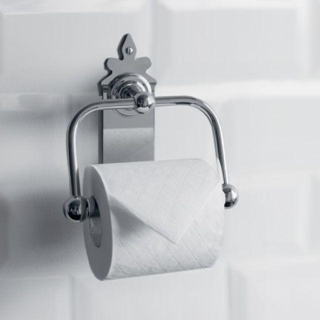 Burlington Spire Toilet Roll Holder - A45CHR