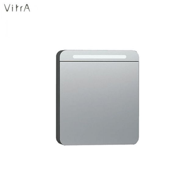 Vitra Nest Single Door 60cm Mirror Cabinet With Led