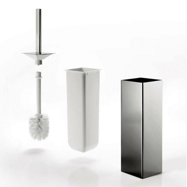 Inda New Europe Toilet Brush & Holder