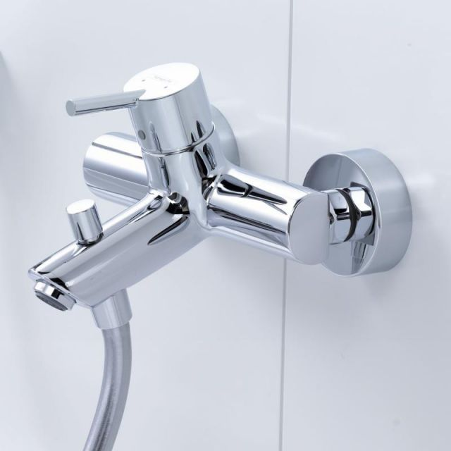 hansgrohe Talis S2 Exposed Bath Shower Mixer